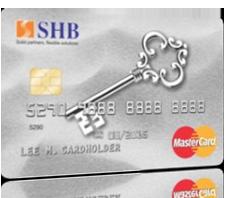 Thẻ tín dụng quốc tế SHB MasterCard chuẩn