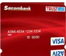 Thẻ trả trước quốc tế Visa All For You