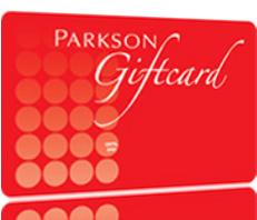 Thẻ quà tặng Parkson Gift