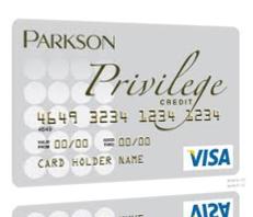 Thẻ tín dụng quốc tế Sacombank Visa Parkson Privilege