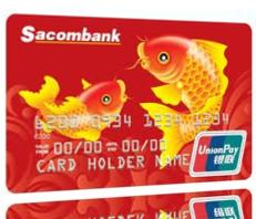 Thẻ tín dụng quốc tế Sacombank UnionPay