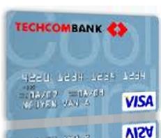 Thẻ tín dụng quốc tế Visa