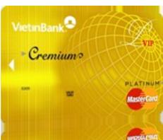 Thẻ Master Platinum