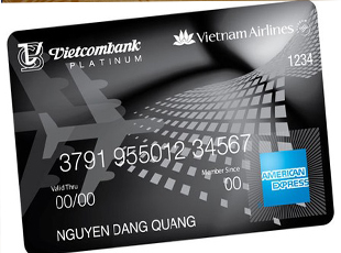 The VIP Vietcombank-airlines