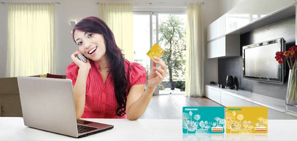 Mua sắm trực tuyến cùng thẻ ghi nợ nội địa ABBank - YOUcard
