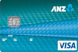 Thẻ tín dụng ANZ Visa Chuẩn