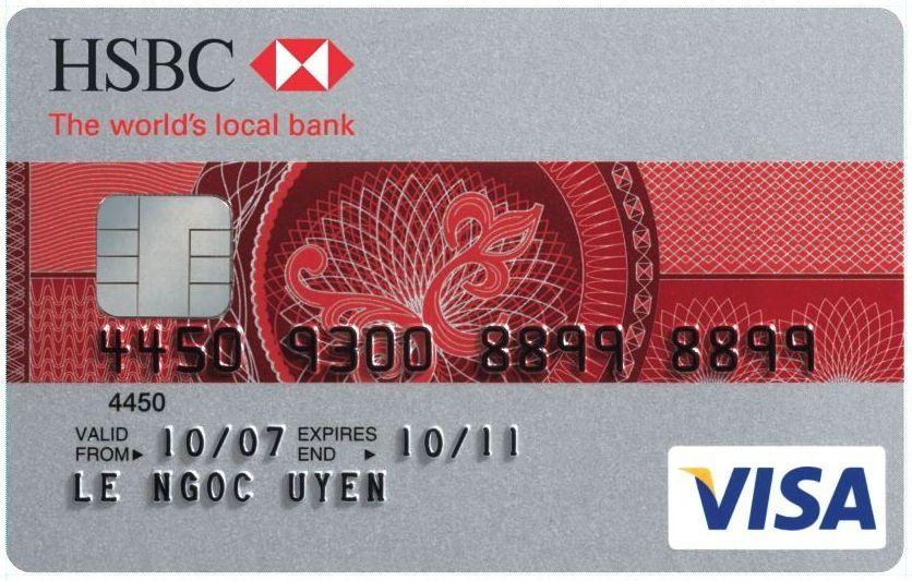 Thẻ Tín Dụng VisaChuẩn