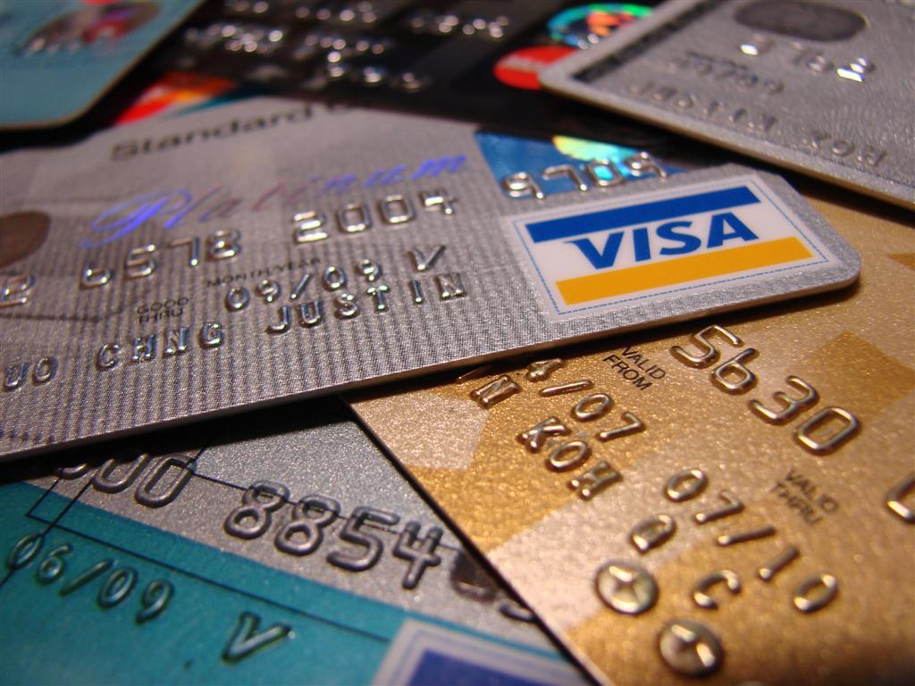 các loại thẻ tín dụng thẻ tín chấp thẻ bảo đảm