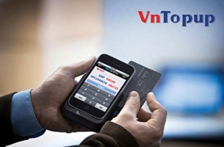 Dịch vụ Nạp tiền điện thoại VnTopup có phải đăng ký ko