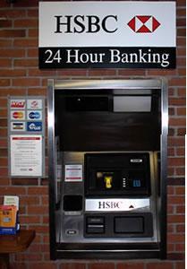 đổi mã pin thẻ HSBC