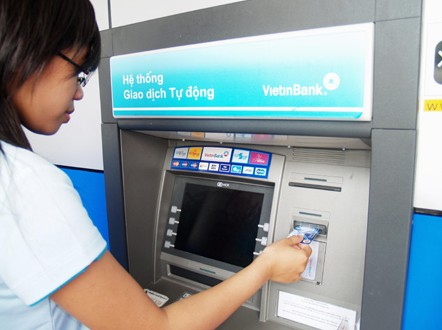 Hạn mức rút tiền mặt trong ngày tại máy ATM.