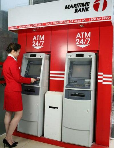 lấy lại thẻ maritimebank bị nuốt ở ngân hàng khác