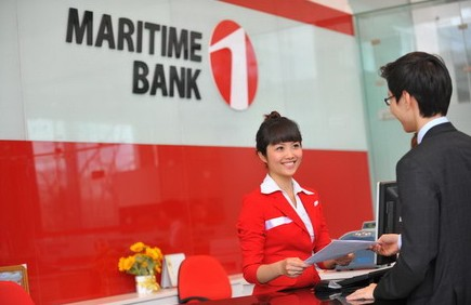 Thẻ MaritimeBank có thể sử dụng trên máy của những Ngân hàng nào?