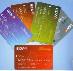 thẻ tín dụng BIDV được dùng ở đâu?