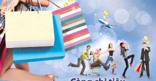 Chi tiêu tiết kiệm với chương trình điểm thưởng thẻ tín dụng quốc tế BIDV