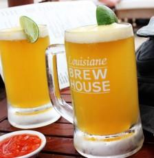 Khuyến mãi tại Nhà hàng bia tươi Louisiane