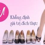 Om fashion shoes ưu đãi thẻ abbank