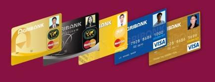 Thủ tục mở thẻ tín dụng AGribank, làm thẻ tín dụng Agribank