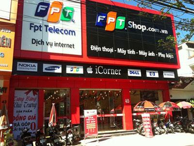 Ưu đãi mua sắm cho chủ thẻ Agribank tại FPT Shop