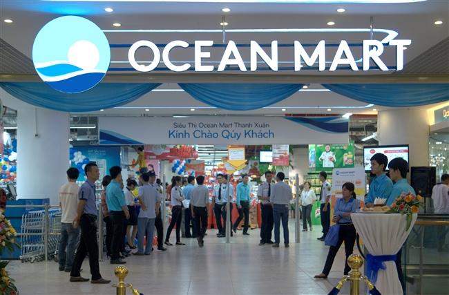 """""""Bão khuyến mại"""" trong tuần lễ khai trương - Đại siêu thị Ocean Mart Thanh Xuân"""