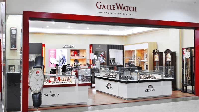 khuyến mãi tại Đồng hồ Galle Watch