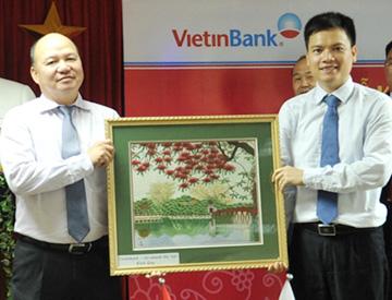 Xuân Cầu và VietinBank hợp tác ưu đãi khách hàng