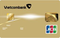 Làm thẻ tín dụng Vietcombank JCB tiện lợi