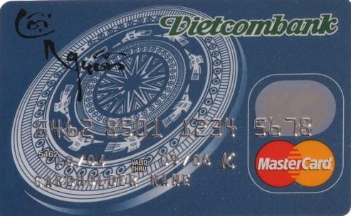 Làm thẻ tín dụng Vietcombank MasterCard Cội nguồn để hưởng nhiều ưu đãi từ Vietcombank