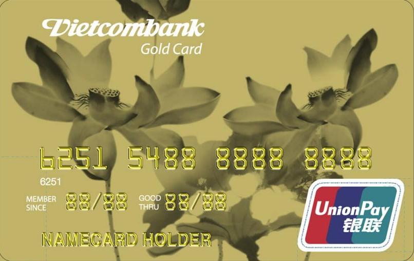làm thẻ tín dụng vietcombank unionpay