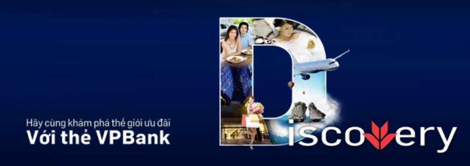 Nhiều ưu đãi cao cấp với thẻ quốc tế VPBank