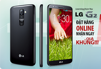 FPT shop tang qua LG_G2