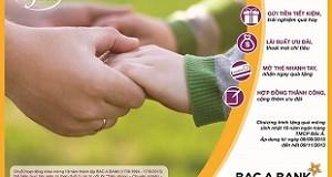 BacA Bank kỉ niệm 19 năm thành lập cùng nhiều chương trình khuyến mãi