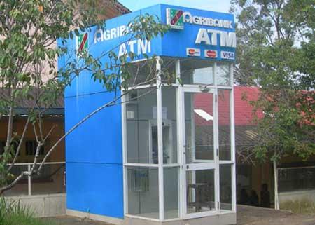 cách chuyển tiền từ cây ATM Agribank sang