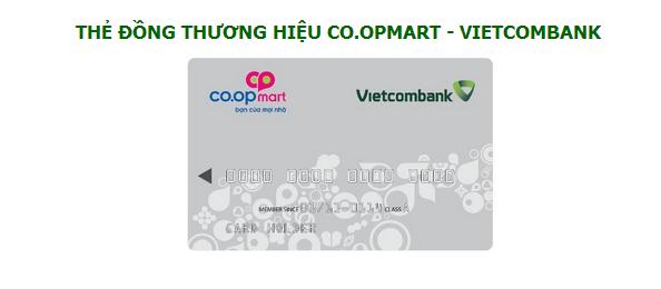 làm thẻ đồng thương hiệu vietcombank coopmart cần dieu kien gi