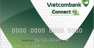 Tiện ích sử dụng thẻ ghi nợ nội địa Vietcombank Connect24