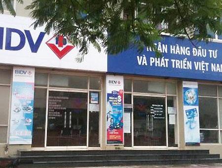 Trung tâm thẻ ngân hàng BIDV