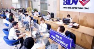 Khuyến mãi BIDV với dịch vụ thanh toán hóa đơn Online