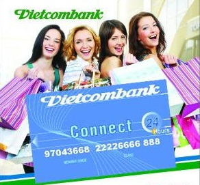 Làm thẻ ghi nợ nội địa Vietcombank đơn giản mà nhiều lợi ích