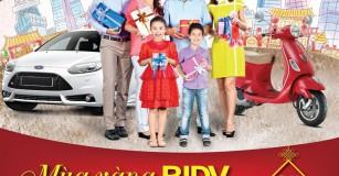 """Mừng năm Giáp Ngọ """"cưỡi""""  lộc tài từ BIDV"""
