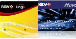 Những điều chưa biết về thẻ ATM BIDV