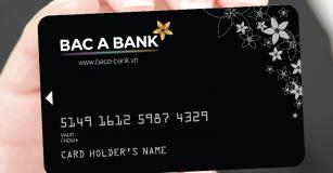 Thẻ ghi nợ nội địa BacABank