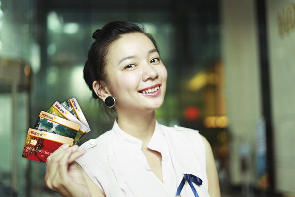 Lợi ích thẻ ghi nợ quốc tế HDbank Visa