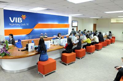 Mẫu đăng ký mở tài khoản và sử dụng dịch vụ của VIB