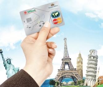 Tặng dặm bay cho chủ thẻ tín dụng VPBank