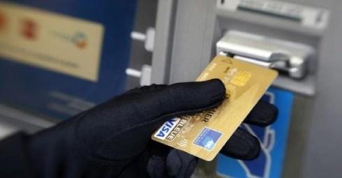các kiểu mất trộm tiền trên thẻ ATM