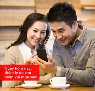 Mua hàng trả góp tại Nguyễn Kim