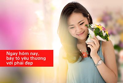 Ngày Phụ Nữ Việt Nam nhiều ưu đãi với thẻ Tín Dụng HSBC