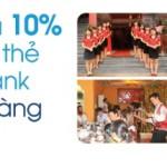Nhà hàng lẩu nấm Fansipan giảm giá cho Chủ thẻ OceanBank