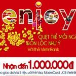Tết Nguyên Đán Vietinbank khuyến mại cho chủ thẻ tín dụng