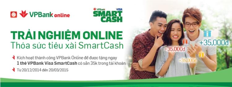 Chương trình khuyến mại VPBank Online dịp Tết Nguyên Đán